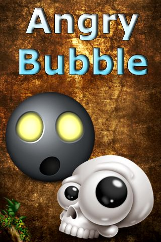 Download Angry bubble iPhone free game.