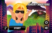 In addition to the game Road Warrior Multiplayer Racing for iPhone, iPad or iPod, you can also download Angry Hipsters for free
