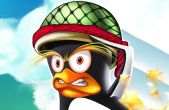 In addition to the game Flappy bird for iPhone, iPad or iPod, you can also download Angry Penguin Catapult for free