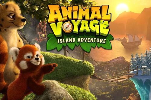 Download Animal voyage: Island adventure iPhone free game.