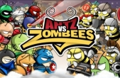 In addition to the game Armed Heroes Online for iPhone, iPad or iPod, you can also download Ants Vs. Zombies – Superhero Defense for free