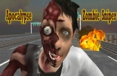 In addition to the game Black Shark HD for iPhone, iPad or iPod, you can also download Apocalypse Zombie Sniper for free