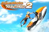 In addition to the game Racing Rivals for iPhone, iPad or iPod, you can also download Aqua Moto Racing 2 for free