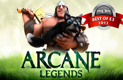 Screenshots of the Arcane Legends game for iPhone, iPad or iPod.