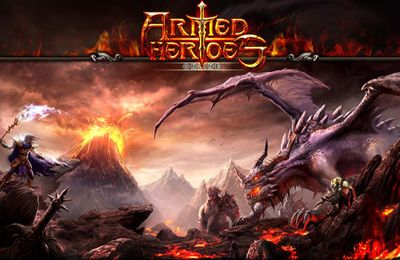Screenshots of the Armed Heroes Online game for iPhone, iPad or iPod.