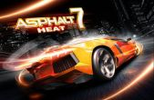 In addition to the game Angry Zombie Ninja VS. Vegetables for iPhone, iPad or iPod, you can also download Asphalt 7: Heat for free