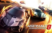 In addition to the game Angry Zombie Ninja VS. Vegetables for iPhone, iPad or iPod, you can also download Asphalt 8: Airborne for free