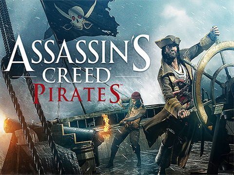 Download Assassin's Creed Pirates iPhone free game.