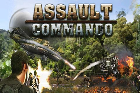 Download Assault commando iPhone free game.