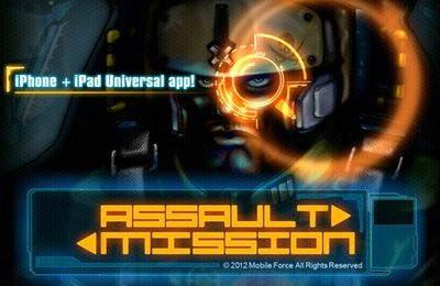 Screenshots of the Assault Mission game for iPhone, iPad or iPod.