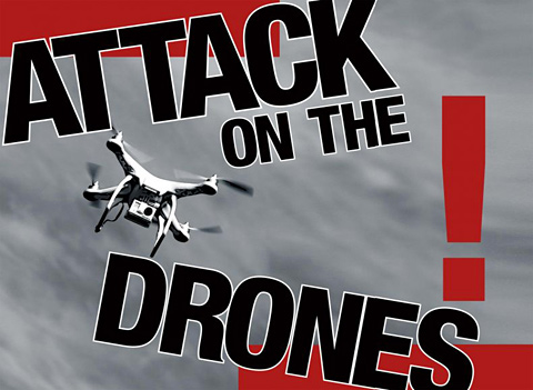 Download Attack of the drones iPhone free game.