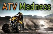 In addition to the game Temple Run: Oz for iPhone, iPad or iPod, you can also download ATV Madness for free