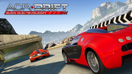 Download Auto club: Revolution drift iPhone free game.