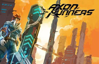 Download Axon Runners iPhone free game.