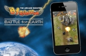 In addition to the game BackStab for iPhone, iPad or iPod, you can also download B-Squadron: Battle for Earth for free