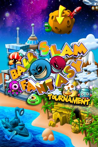 Download Ball slam: Fantasy tournament iPhone free game.