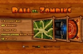 In addition to the game The House of the Dead: Overkill for iPhone, iPad or iPod, you can also download Ball vs. Zombies for free