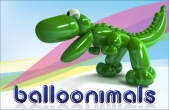 In addition to the game Dark Avenger for iPhone, iPad or iPod, you can also download Balloonimals for free