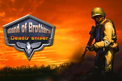 Screenshots of the Band of brothers: Deadly sniper game for iPhone, iPad or iPod.