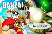 In addition to the game Pou for iPhone, iPad or iPod, you can also download Banzai Rabbit for free