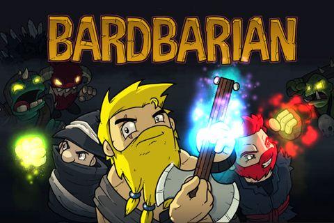Download Bardbarian iPhone free game.