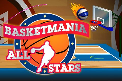 Download Basketmania: All stars iPhone free game.