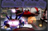 In addition to the game Last Front: Europe for iPhone, iPad or iPod, you can also download Battle 3D: Robots Sky for free