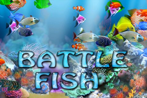 Download Battle fish iPhone free game.