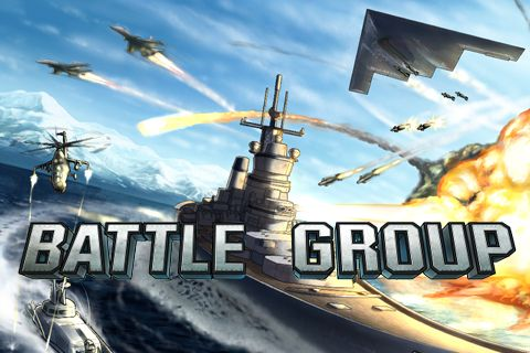 Download Battle group iPhone free game.