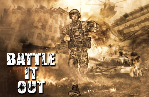 Download Battle it out iPhone free game.