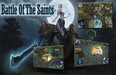 Download Battle Of The Saints iPhone free game.