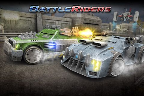 Download Battle riders iPhone free game.