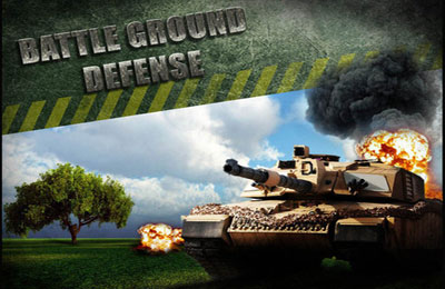 Screenshots of the Battleground Defense game for iPhone, iPad or iPod.