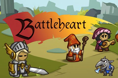 Download Battleheart iPhone free game.