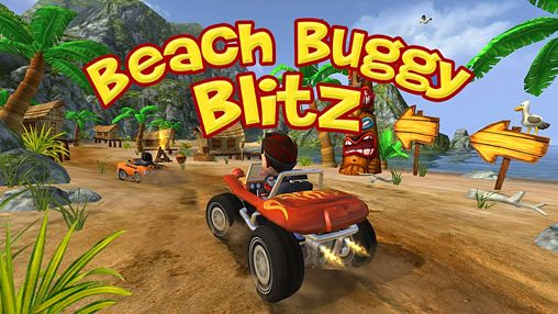 Download Beach buggy blitz iPhone free game.