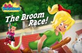 In addition to the game Temple Run: Oz for iPhone, iPad or iPod, you can also download Bibi Blocksberg – The Broom Race for free
