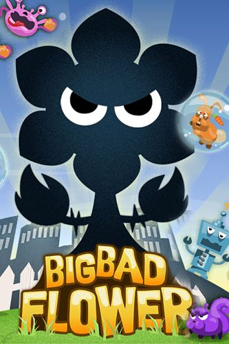 Download Big bad flower iPhone free game.