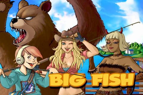 Download Big fish iPhone free game.