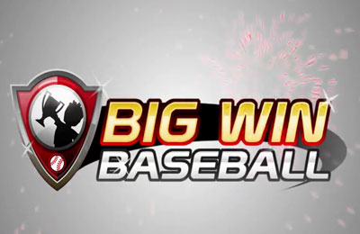 Screenshots of the Big Win Baseball game for iPhone, iPad or iPod.