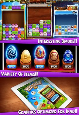 Screenshots of the Birzzle Pandora HD game for iPhone, iPad or iPod.