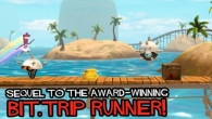 In addition to the game Jaws Revenge for iPhone, iPad or iPod, you can also download Bit.Trip Run! for free