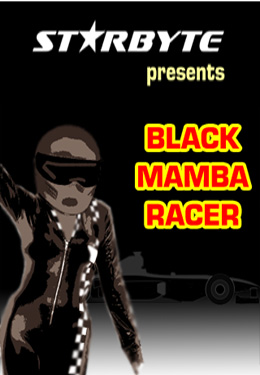 Screenshots of the Black Mamba Racer game for iPhone, iPad or iPod.