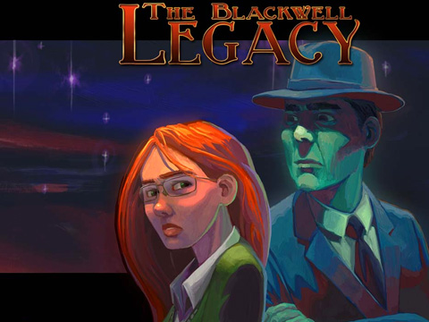Screenshots of the Blackwell 1: Legacy game for iPhone, iPad or iPod.
