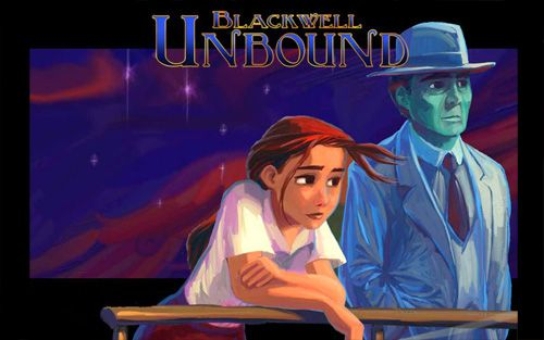 Screenshots of the Blackwell 2: Unbound game for iPhone, iPad or iPod.