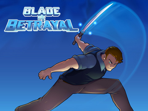 Download Blade of betrayal iPhone free game.