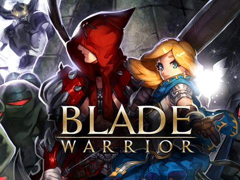 Download Blade warrior iPhone free game.