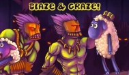 In addition to the game Train Defense for iPhone, iPad or iPod, you can also download Blaze & graze! for free