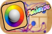 In addition to the game Robot Race for iPhone, iPad or iPod, you can also download Blendamaze for free