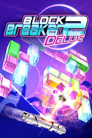 Download Block breaker: Deluxe 2 iPhone free game.