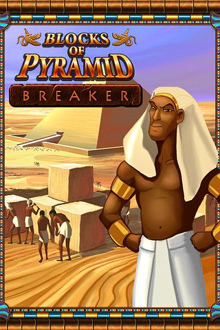 Download Blocks of pyramid breaker iPhone free game.